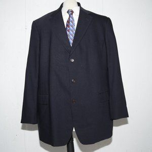 Brooks Brothers 346 mens sport coat sz 48 L J1109